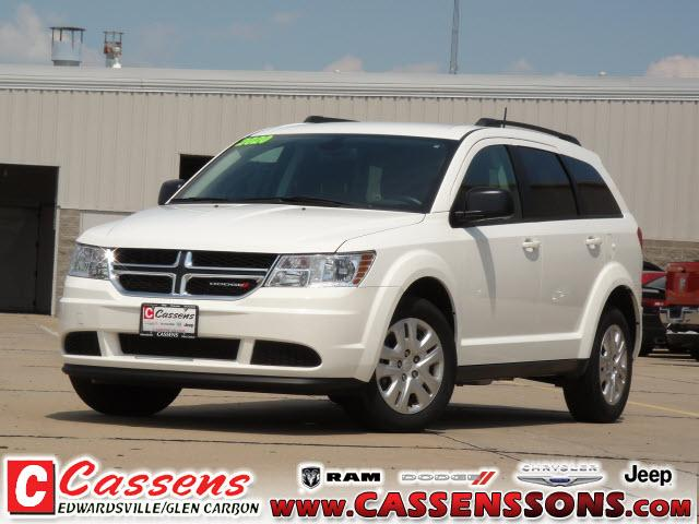 used 2020 Dodge Journey car, priced at $22,500