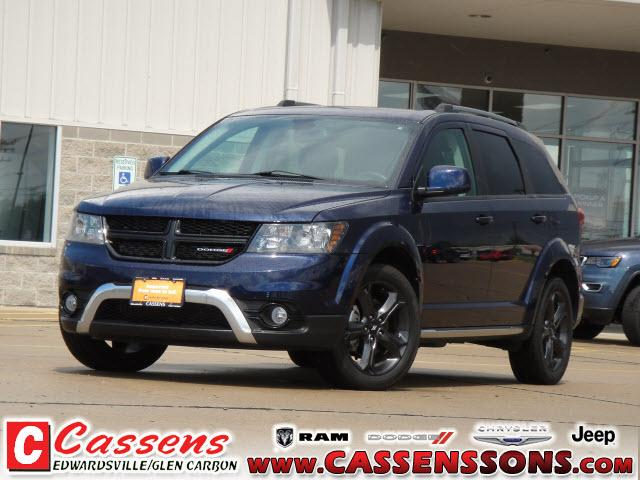used 2019 Dodge Journey car, priced at $22,500
