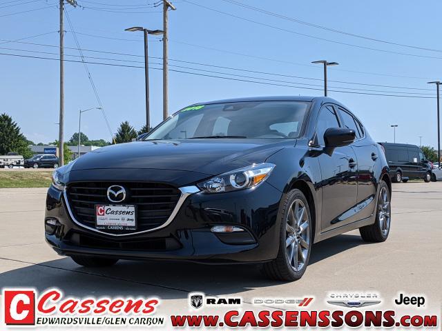 used 2018 Mazda Mazda3 car, priced at $22,500