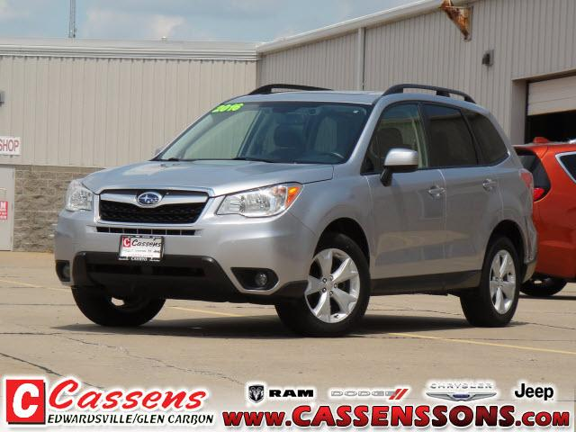 used 2016 Subaru Forester car, priced at $17,000