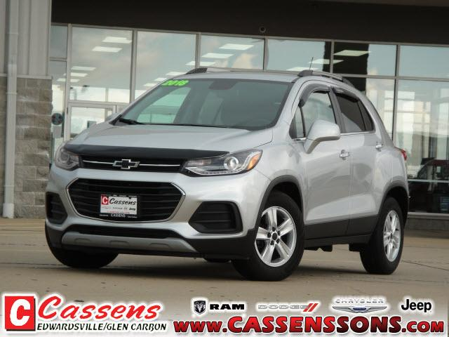 used 2018 Chevrolet Trax car, priced at $20,000