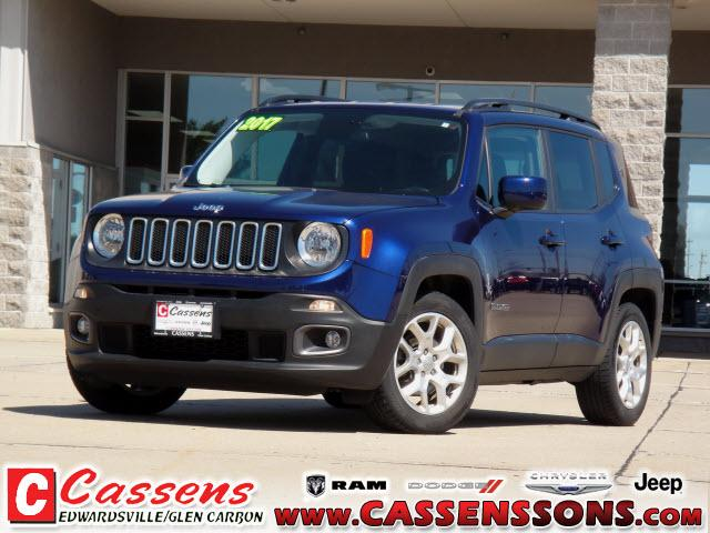 used 2017 Jeep Renegade car, priced at $16,950