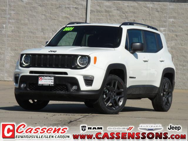 new 2021 Jeep Renegade car, priced at $26,579