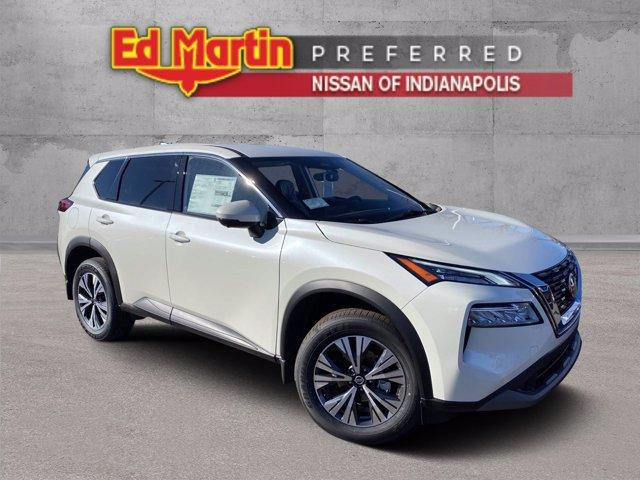 new 2021 Nissan Rogue car, priced at $28,768