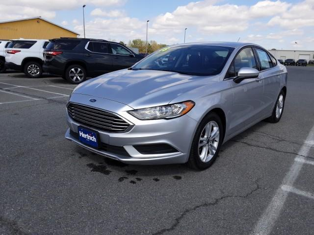 used 2018 Ford Fusion car, priced at $16,475