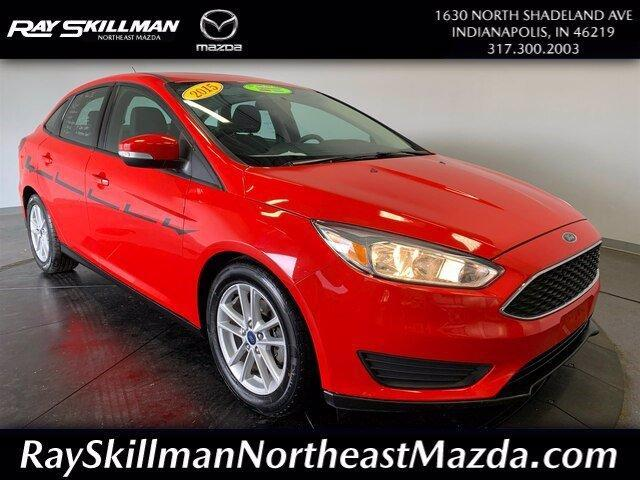 used 2015 Ford Focus car, priced at $13,990