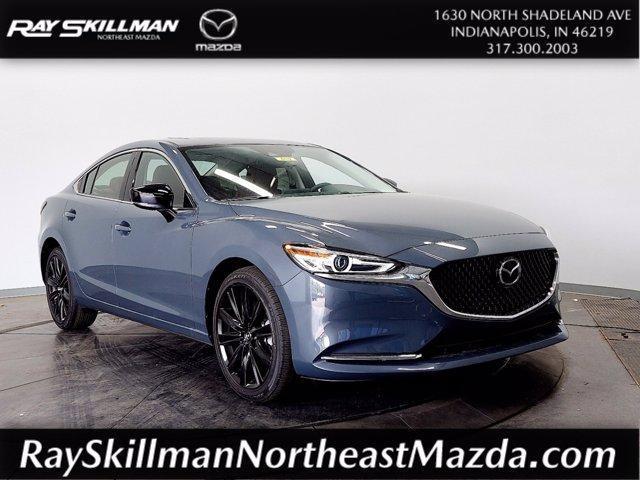 new 2021 Mazda Mazda6 car, priced at $32,104