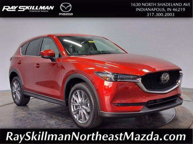 new 2021 Mazda CX-5 car, priced at $32,252
