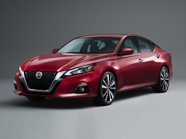 new 2021 Nissan Altima car, priced at $29,120