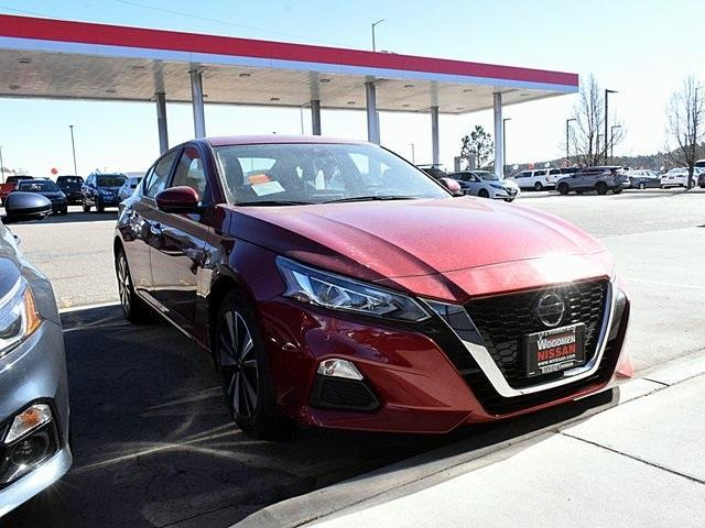 new 2021 Nissan Altima car, priced at $28,829
