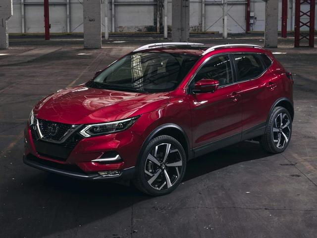 new 2021 Nissan Rogue Sport car, priced at $25,775