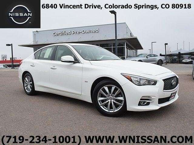 used 2017 INFINITI Q50 car, priced at $25,995