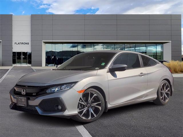 used 2017 Honda Civic car, priced at $26,996