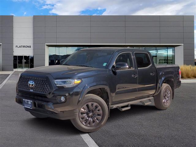 used 2021 Toyota Tacoma car, priced at $48,996