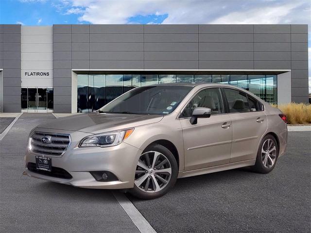 used 2016 Subaru Legacy car, priced at $23,496