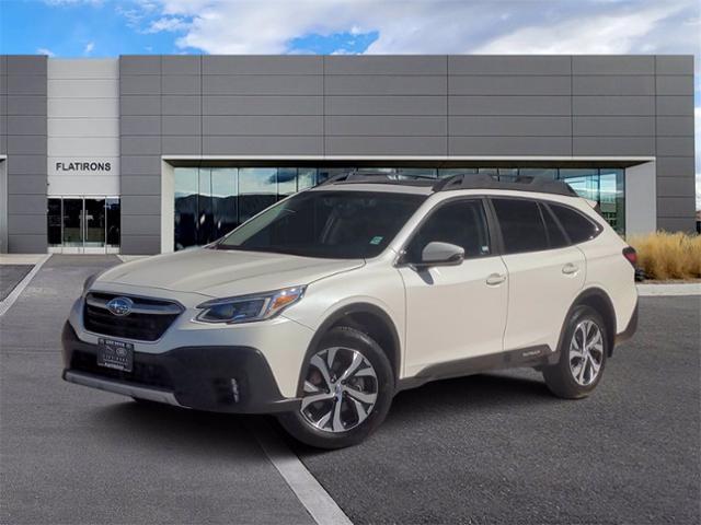 used 2021 Subaru Outback car, priced at $39,996