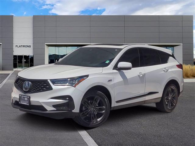 used 2020 Acura RDX car, priced at $43,496