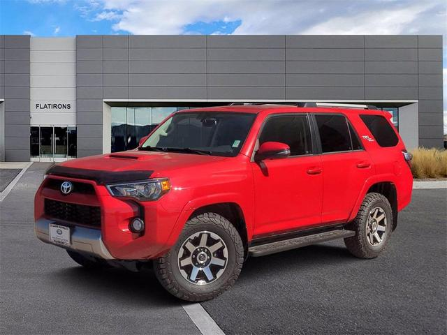 used 2018 Toyota 4Runner car, priced at $46,996