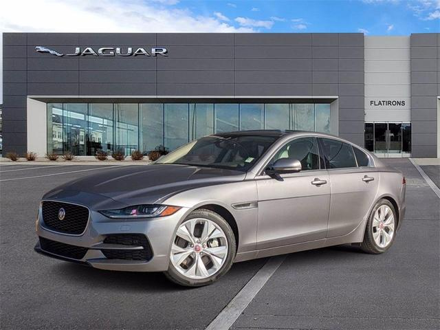 used 2020 Jaguar XE car, priced at $39,946