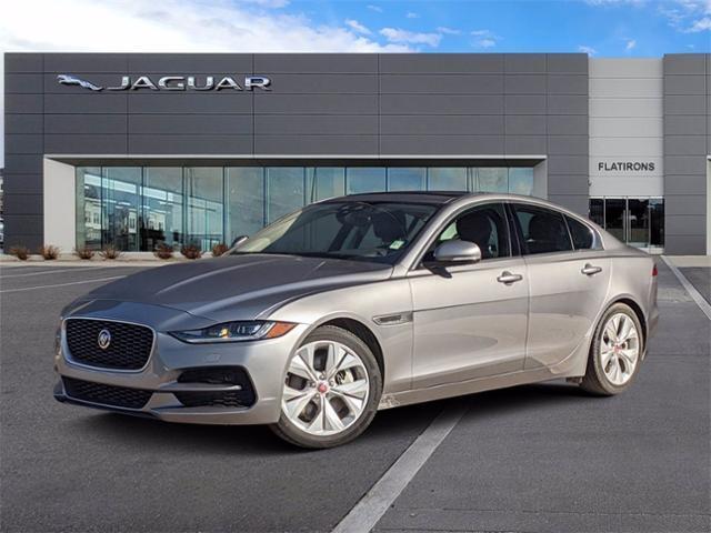 used 2020 Jaguar XE car, priced at $40,996