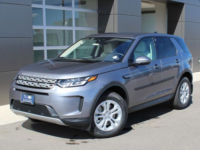new 2020 Land Rover Discovery Sport car, priced at $47,324