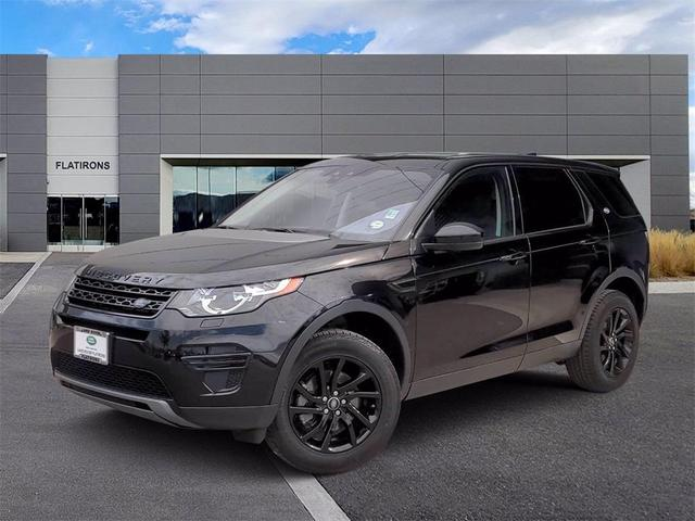 used 2018 Land Rover Discovery Sport car, priced at $32,998