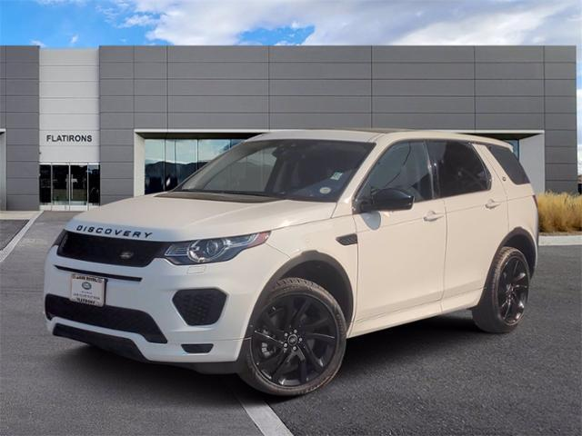 used 2018 Land Rover Discovery Sport car, priced at $40,496