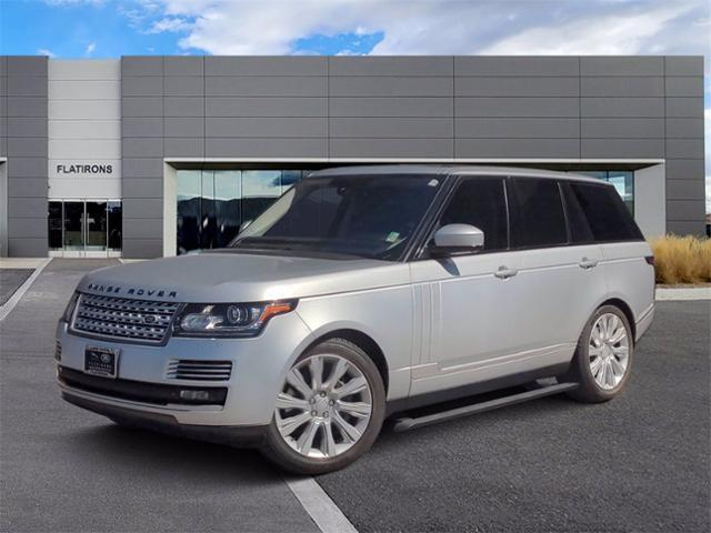 used 2014 Land Rover Range Rover car, priced at $39,276