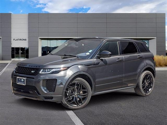 used 2018 Land Rover Range Rover Evoque car, priced at $47,996