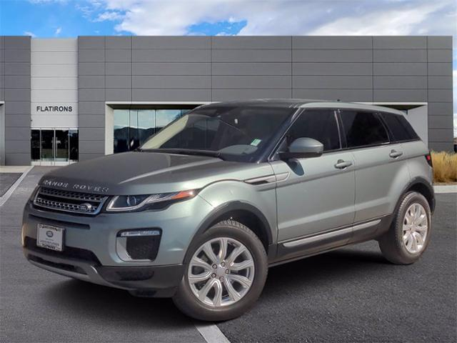 used 2016 Land Rover Range Rover Evoque car, priced at $29,276