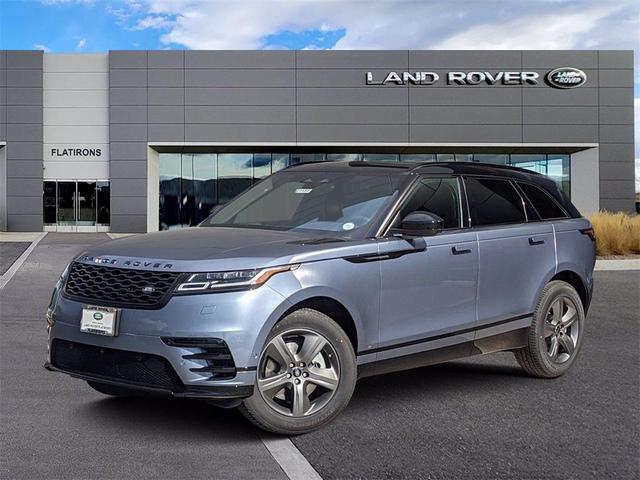 new 2021 Land Rover Range Rover Velar car, priced at $66,129