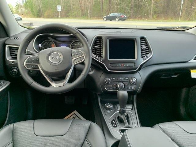 new 2021 Jeep Cherokee car, priced at $37,320