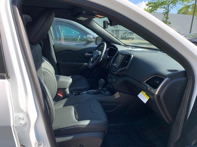 new 2021 Jeep Cherokee car, priced at $37,955