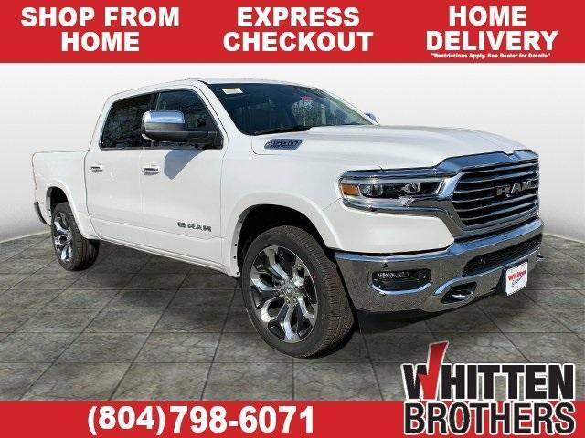 new 2021 Ram 1500 car, priced at $73,830