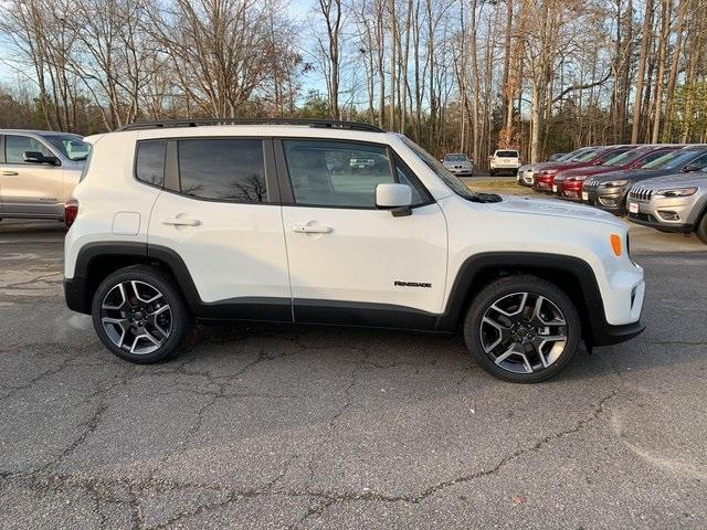 new 2021 Jeep Renegade car, priced at $31,360