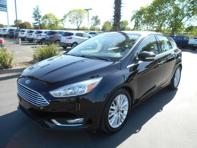 used 2018 Ford Focus car, priced at $18,995