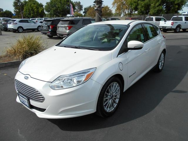 used 2016 Ford Focus Electric car, priced at $15,995