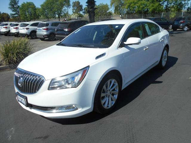 used 2016 Buick LaCrosse car, priced at $14,995