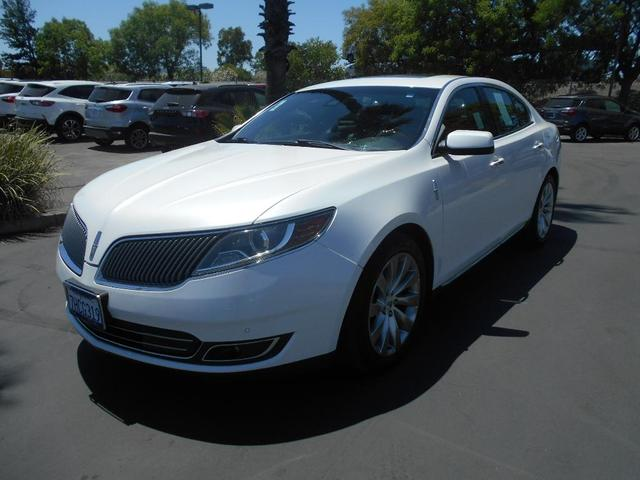 used 2013 Lincoln MKS car, priced at $19,995