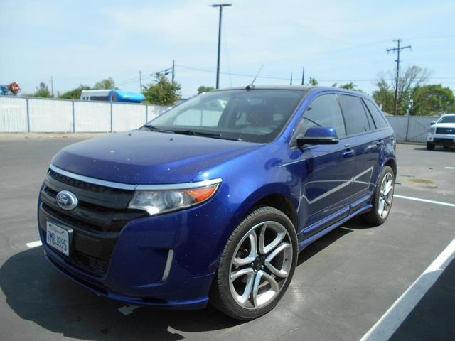 used 2013 Ford Edge car, priced at $17,995
