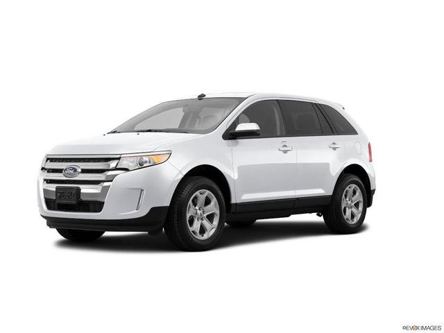 used 2014 Ford Edge car, priced at $17,995