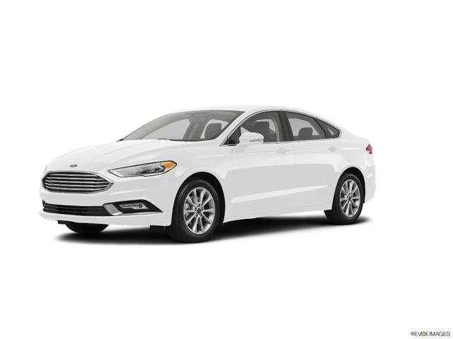 used 2017 Ford Fusion car, priced at $19,995