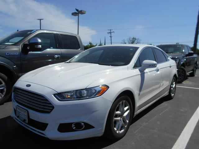 used 2016 Ford Fusion car, priced at $17,995