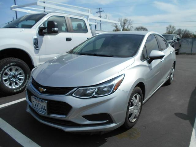 used 2017 Chevrolet Cruze car, priced at $13,995