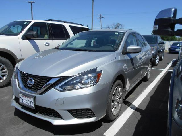 used 2016 Nissan Sentra car, priced at $13,995