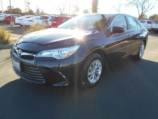 used 2017 Toyota Camry car, priced at $18,995