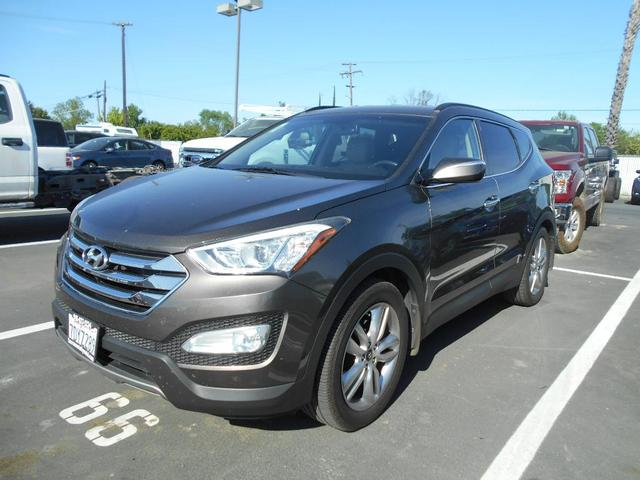 used 2013 Hyundai Santa Fe car, priced at $18,995
