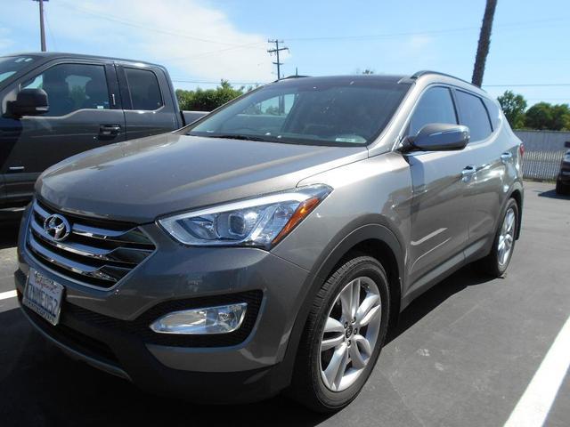 used 2016 Hyundai Santa Fe Sport car, priced at $19,995
