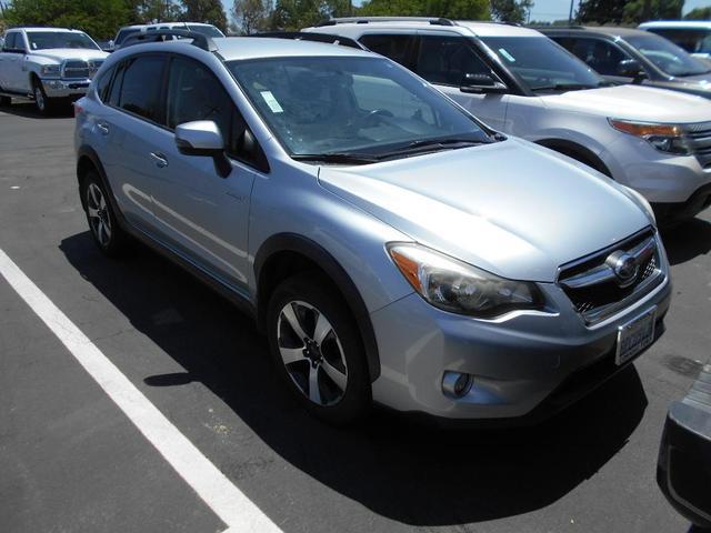 used 2014 Subaru XV Crosstrek Hybrid car, priced at $17,995