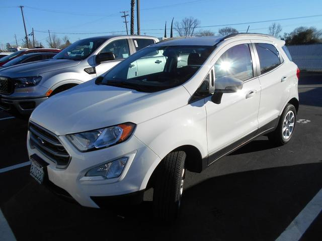 used 2018 Ford EcoSport car, priced at $19,995